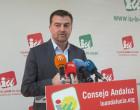 Visita a Écija del Coordinador Andaluz de IU, Antonio Maillo