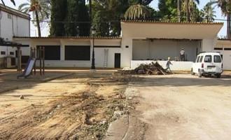 Comienzan las obras de mejora en el Parque Infantil de Écija, correspondiente al Plan Supera