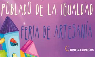 """Feria de Artesanía en Écija, """"El poblado de la igualdad"""""""
