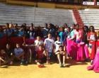 La Escuela Taurina de Écija recibe un grupo de estudiantes de las Antillas Francesas