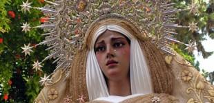 Triduo de Ntra. Sra. de la Caridad de la Hermandad de la Yedra de Écija