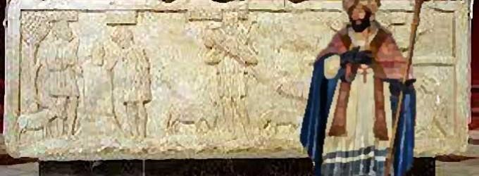 BULA Y BREVE DE SU SANTIDAD EL PAPA CLEMENTE VIII POR SAN CRISPÍN DE ÉCIJA, OBISPO Y MARTIR por Ramón Freire Gálvez