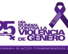 La Delegada de Políticas de Igualdad de Écija, presenta los actos conmemorativos del Día Internacional de la Violencia de Género