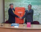 Presentación Oficial de Écija Basket y la Empresa ecijana Nevaluz