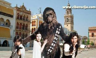 """Se presenta """"Star Wars"""" , La Guerra de las Galaxias, que invadirá Écija en las navidades"""