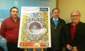 Se presenta el Cartel del Carnaval de Écija 2015