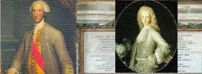 NOTICIAS CURIOSAS DE EL CRONICON ECIJANO, DIGNO DE SER NOMINADO COMO EL DIARIO PUBLICO DE SU AUTOR (4ª parte: Años de 1701 a 1750) por Ramón Freire
