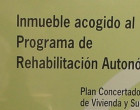 22 personas se benefician de la reanudación del Programa de Rehabilitación de Viviendas en Écija