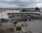 1.400 alumnos y alumnas forman el número 50 del aniversario de la SAFA de Écija