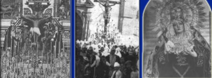 LAS ASOCIACIONES RELIGIOSAS, HERMANDADES Y COFRADÍAS, QUE EXISTIAN EN LA ÉCIJA DEL AÑO DE 1908 por Ramón Freire