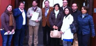 El PA lleva al pleno de Diputación la incorporación de Écija en el Plan +34