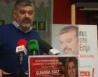 La Presidenta de la Junta, Susana Díaz, presentará en Écija la candidatura a la alcaldía de David García Ostos