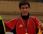 Recibimiento Institucional al Campeón juvenil de Esapaña de taekwondo, José Bellido, de Écija