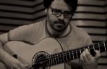 El guitarrista y compositor, Fernando Sanjuán de Écija, compone una preciosa canción a su hija