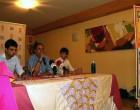 Gran ambiente en la Presentación en Écija del Cartel de Toros de Miguel A. Delgado y El Primi