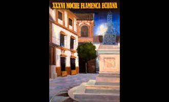 Fusión de Pintura y Flamenco: La semblanza del Cartel de Jerónimo Díaz, de Écija