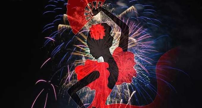 Nío Gómez y su visión particular de la Feria de Septiembre (cartel no oficial)
