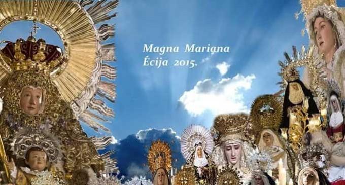 DE LAS PROCESIONES MAGNAS MARIANAS por Juan Palomo