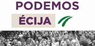 Écija Puede-Podemos denuncia la pérdida de servicios y recursos por la ineficacia de PP y PSOE