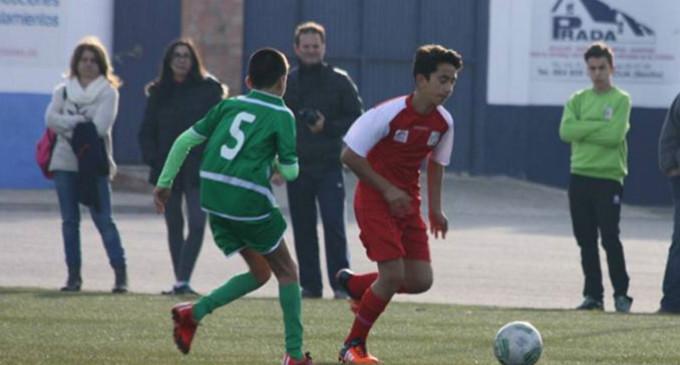 TU NOTICIA:  El jugador de fútbol alevín, Darío Baena, de Écija, elegido para la selección sevillana de fútbol promesas alevines.