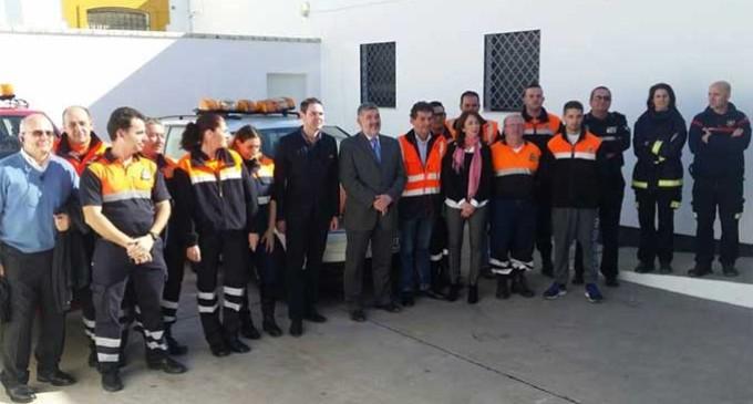 Habrá una actualización del Plan de Emergencias para Écija, según informó el Director General de Interior de la Junta