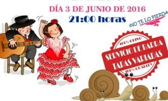 Gran Caracolá en Écija organizada por la Agrupación Parroquial El Olivo