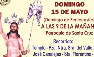 Via Lucis de la Hermandad del Resucitado de Écija. Domingo de Pentecostés