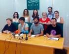 Écija Puede y las candidaturas municipalistas de la provincia con Teresa Rodríguez muestran su apoyo a Unidos Podemos