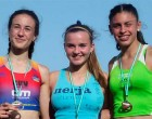 Ana Blanco de Écija, Campeona de Andalucía 600 m. cadete y gran participación de otros atletas locales (video)