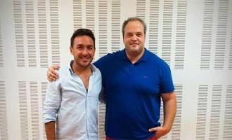 El nuevo director de la Banda del Sol, Antonio Moreno, reside en Écija (audio obra musical)
