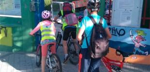Moción de IU-Écija para la creación de itinerarios escolares seguros en nuestra ciudad