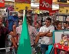 Vivan los héroes del carrito del Mercadona en Écija
