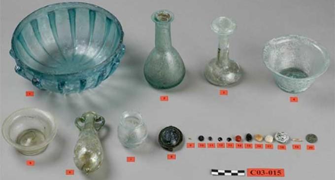 108.670 piezas arqueológicas de un coleccionista privado afincado en Écija, se encuentran aún sin exponer