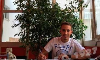 El futbolista nacido en Écija, Toni García Montero, fichado por el equipo italiano del Taranto