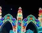 La Luna estuvo presente en la inauguración de la Feria de Écija del 2016