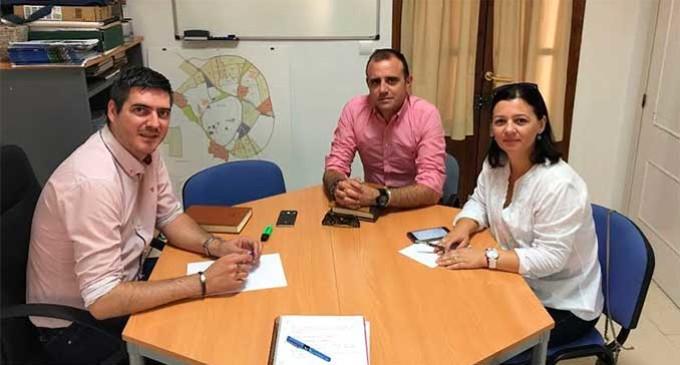 Senderismo y el cicloturismo entre los municipios de Marchena, Fuentes de Andalucía, Luisiana y Écija