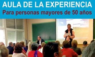 Aula de la Experiencia de Écija para el Curso Académico 2016-2017