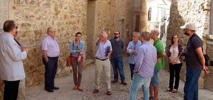 Amigos de Écija participa en el I Encuentro de Asociaciones de Patrimonio celebrado en Marchena