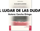 """Presentación en Écija del libro de Concha Ortega, """"El lugar de las dudas"""""""