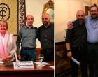 """Se presenta en Écija el poemario de Vicente Mazón, """"En ausencia de huellas"""""""
