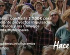 Podemos Écija ha presentado una nueva convocatoria del Programa Impulsa