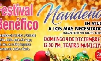 Festival Navideño a beneficio de la Hermandad de Jesús Sin Soga de Écija