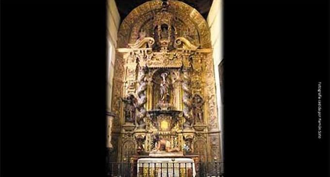 """Conferencia en Écija sobre """"La Iglesia del Hospital de la Concepción"""", por José Enrique Caldero"""