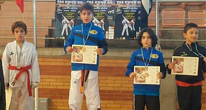Gran actuación de jóvenes taekwondistas de Écija en el I Open Ibérico Internacional de Taekwondo 'Ciudad de Badajoz'