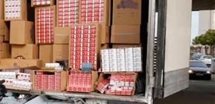 Una empresa de transporte en Écija era la tapadera de una organización dedicada al narcotráfico