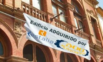 """El Grupo Restalia compra del Edificio del Casino Ecijano de Écija y se interesa por el """"Cuatro Puertas"""""""