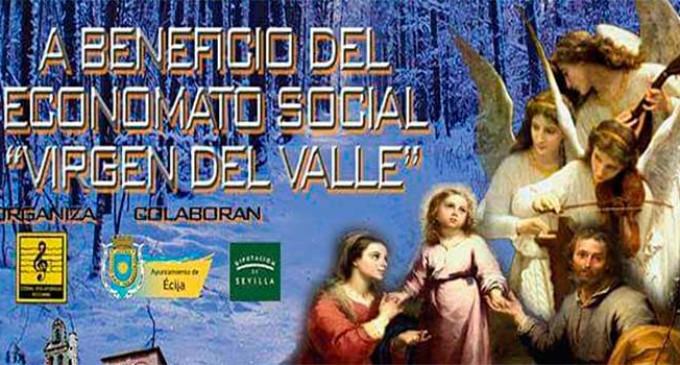 V Festival de Villancicos de Écija a beneficio del Economato Social Virgen del Valle