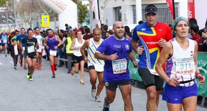 Comienza el año deportivo en Écija con la Ruta Carlos III