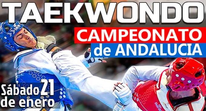 Dos jóvenes Taekwondistas de Écija realizan un gran papel en el campeonato de Andalucía cadete