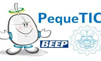 """SAFA Écija y la empresa Beep Informática colaboran para desarrollar el proyecto """"Pequetic"""""""
